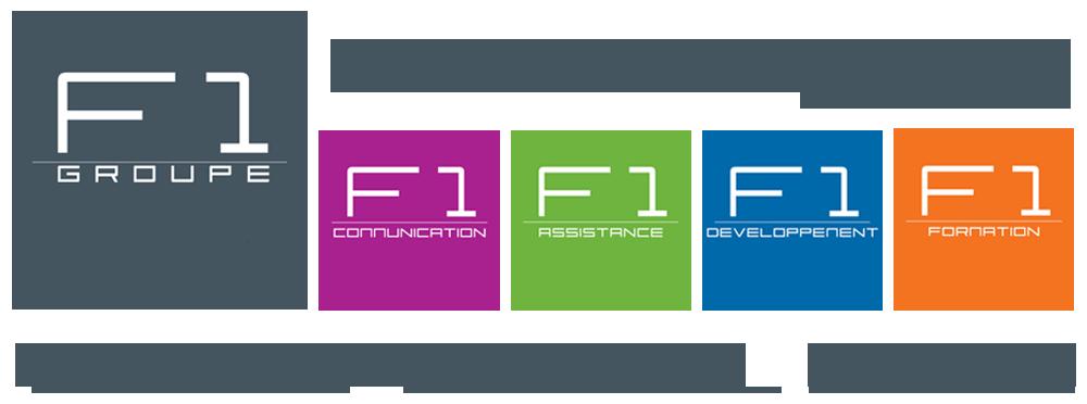 Logo F1 GROUPE HD