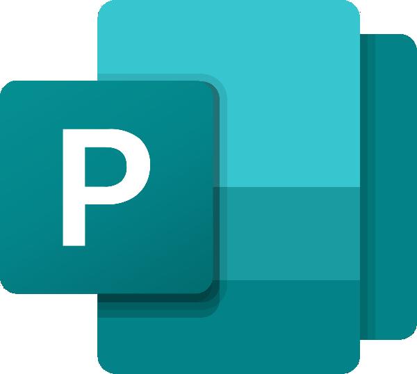 Publisher Microsoft 365 - F1 GROUPE