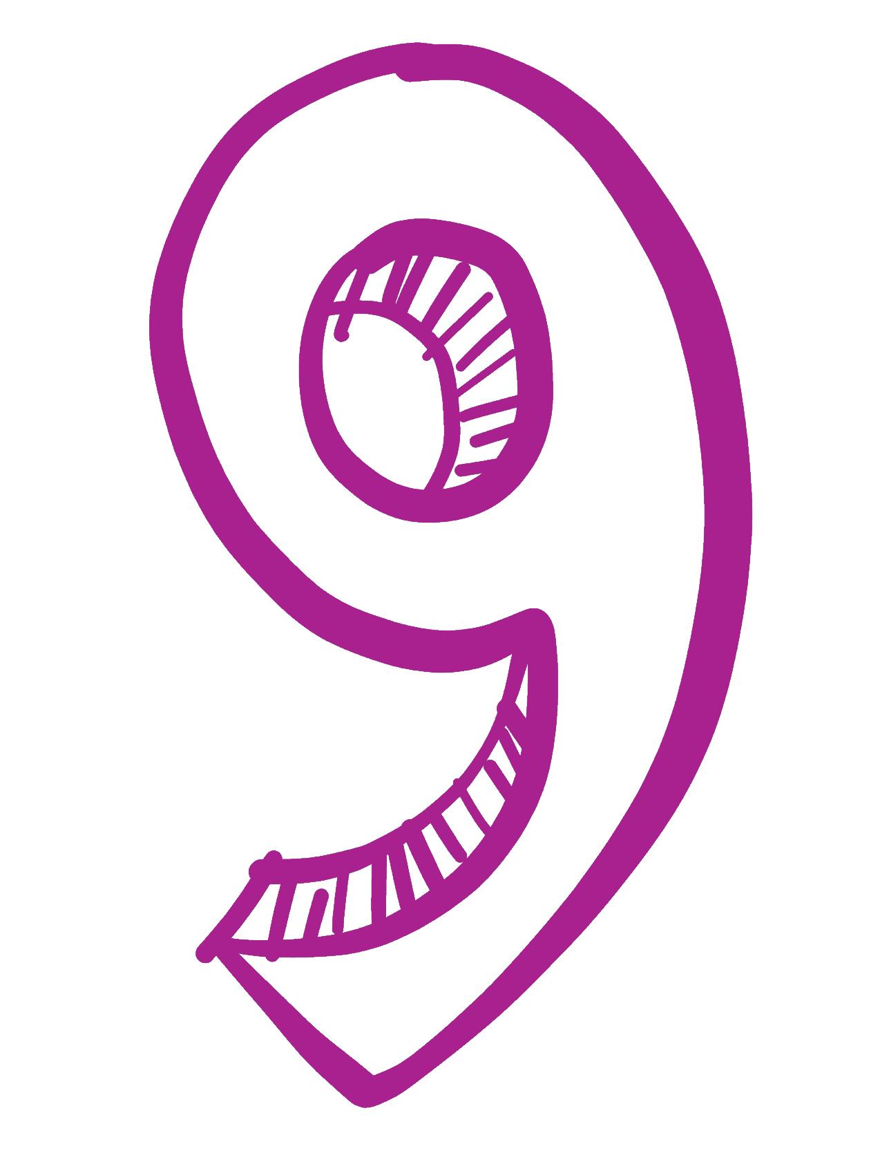chiffre 9