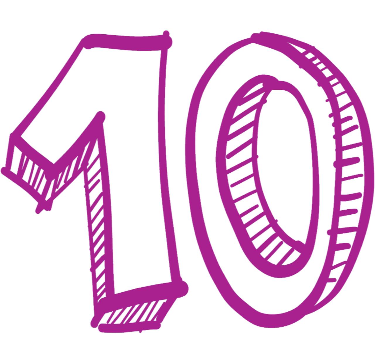 chiffre 10