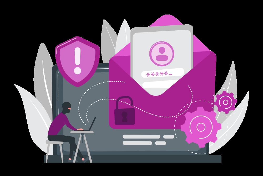 Sécurité informatique - Messagerie email