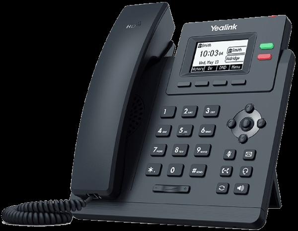 Téléphone Yealink T31G